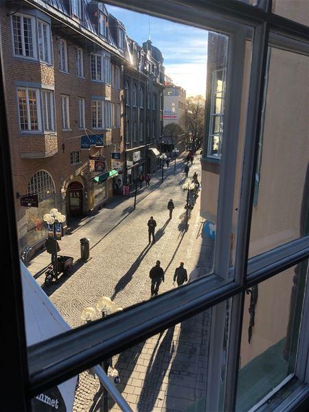 Foto: Leopold Bed & Breakfast,  © Copy: Leopold Bed & Breakfast, View from window