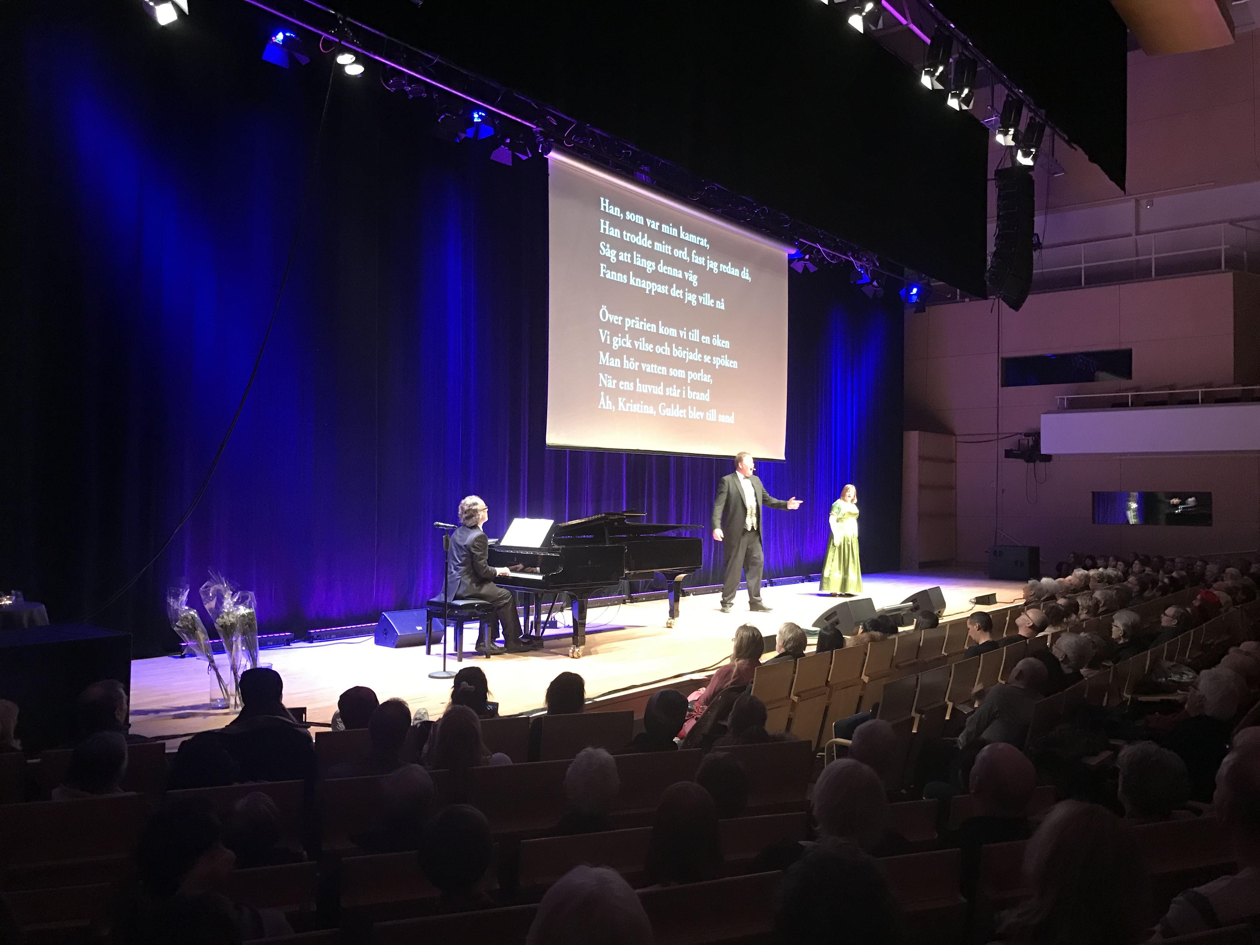 Musik: Opera sing-a-long