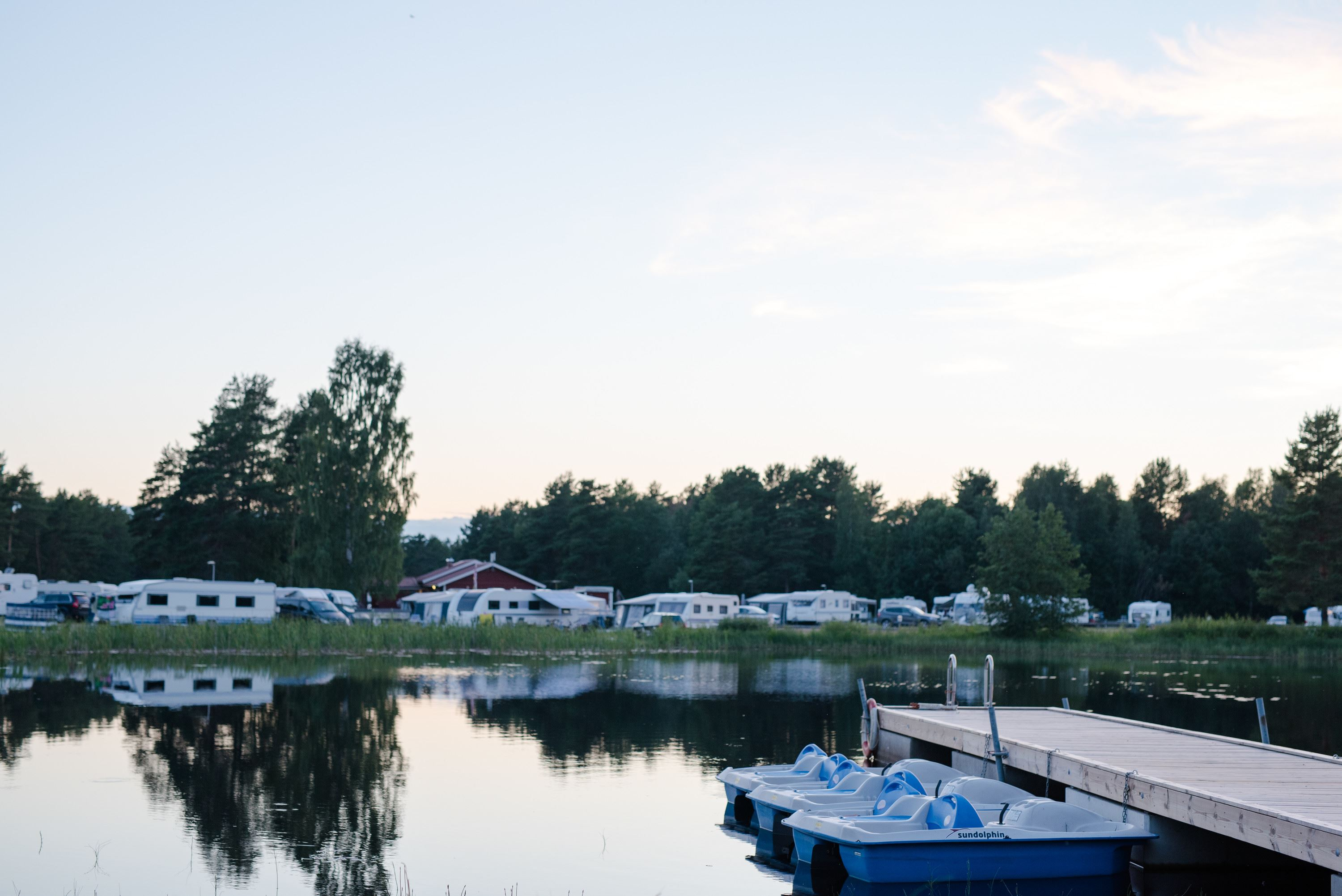 Orsa Camping / Cottages