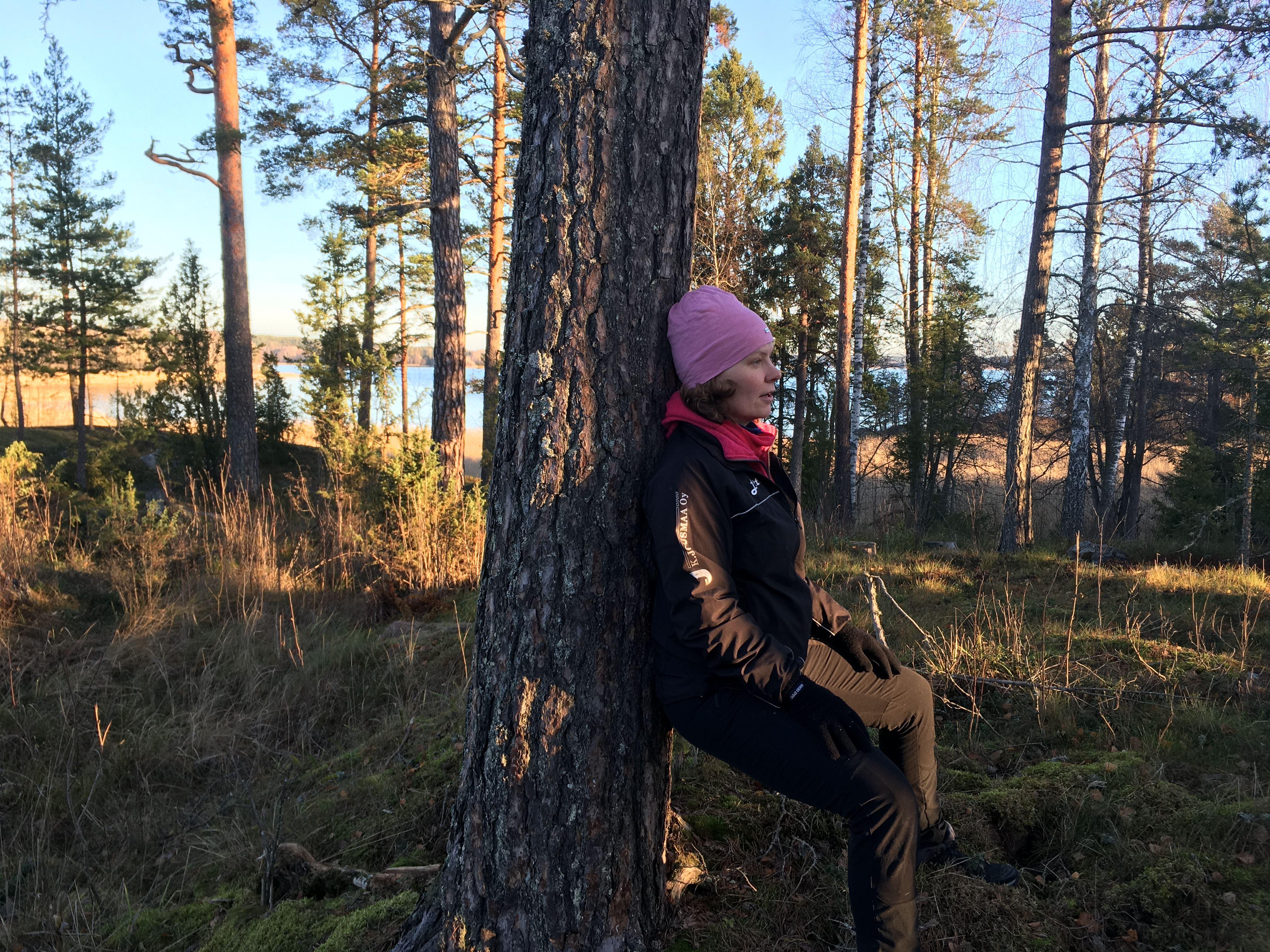 Crossnature kokemus luonnossa