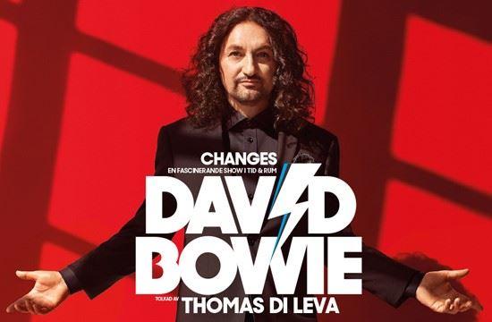 Konsert - Di Leva tolkar Bowie