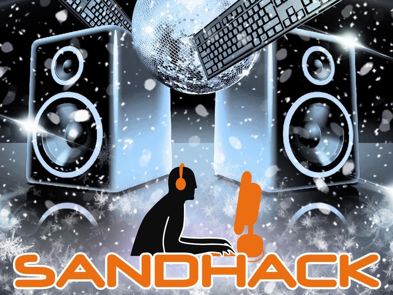SandHack,  © SandHack, Affisch