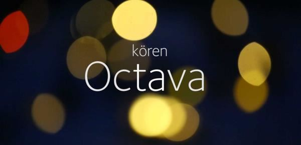 © Copy: Svenska kyrkan, Strålande jul - Julkonsert med Octava Östersund