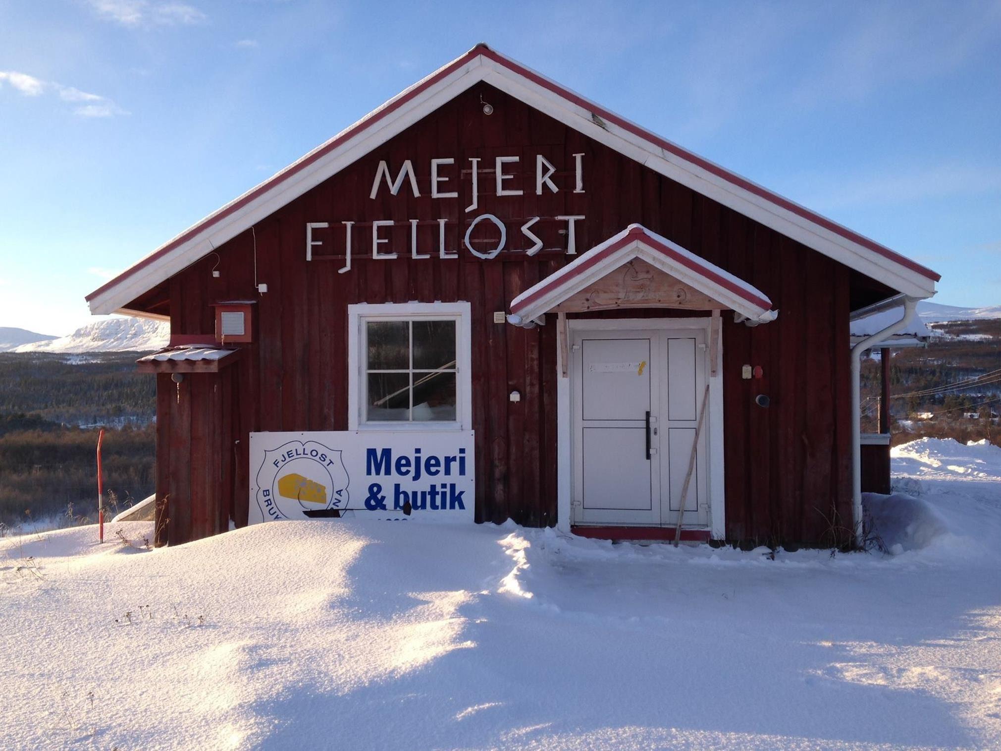 Fjellost Dairy