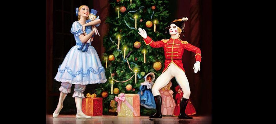 Russian Grand Ballet – Nötknäpparen