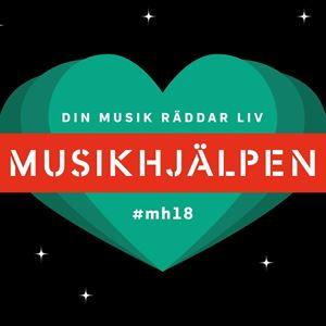 © Copy: https://www.facebook.com/events/322803761878607/, Music for All - Muskhjälpen 2018