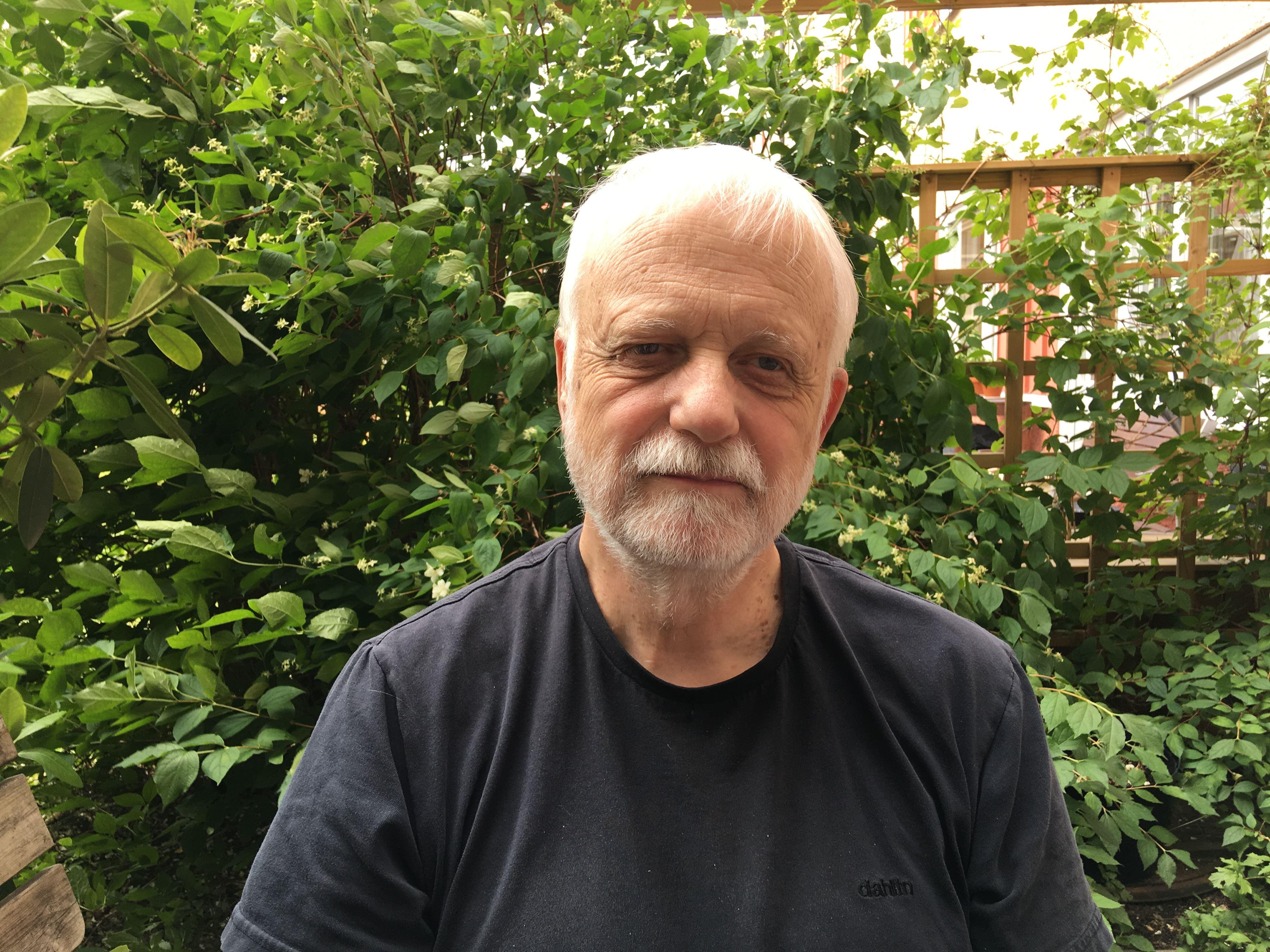 Författarbesök: Gunnar Sandström