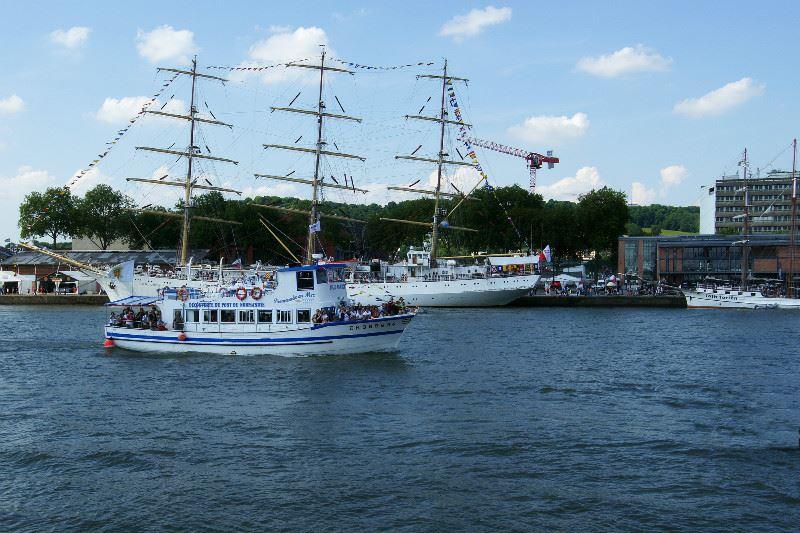 ! COMPLET ! Descente de Seine à bord de la vedette Jolie France le 16 juin ! COMPLET !