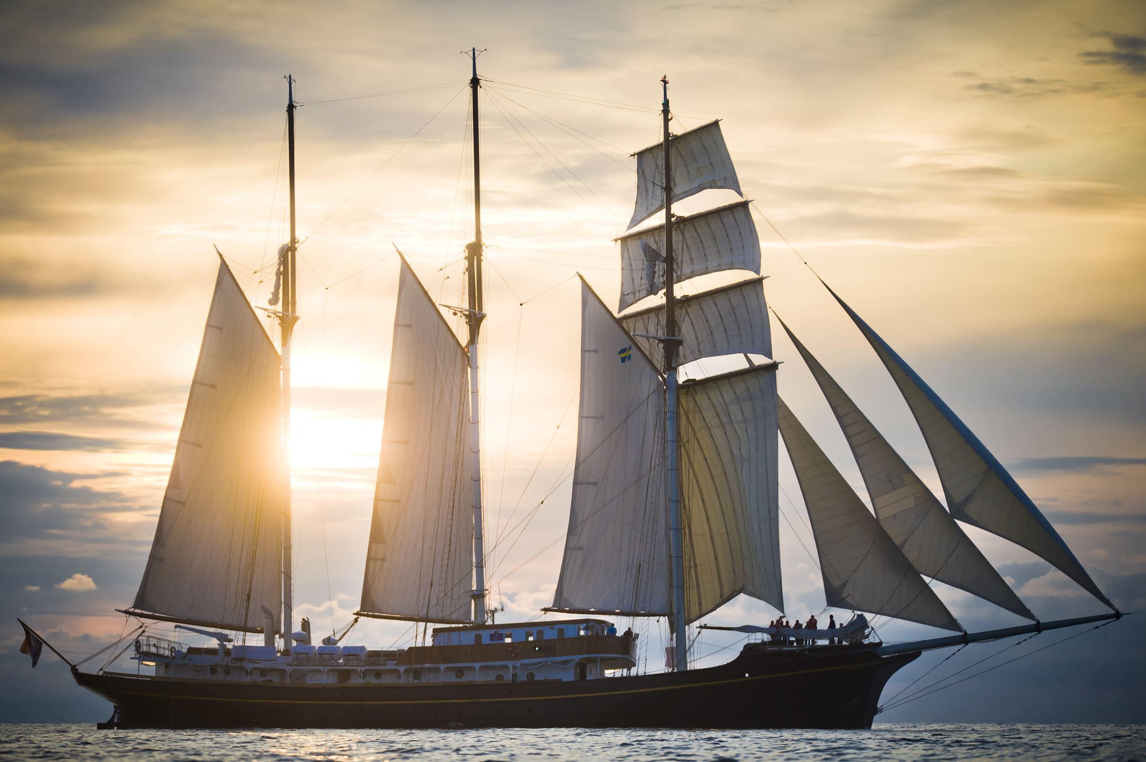 ! COMPLET ! Montée de Seine à bord du voilier Gulden Leeuw 6 juin 2019 ! COMPLET !