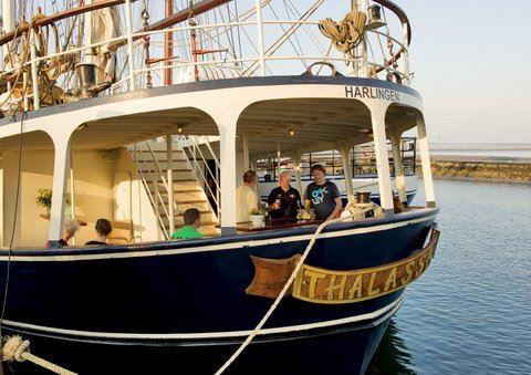 ! COMPLET ! Descente de Seine à bord du voilier THALASSA 16 juin 2019 ! COMPLET !
