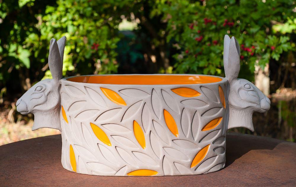 Julöppet - Keramik