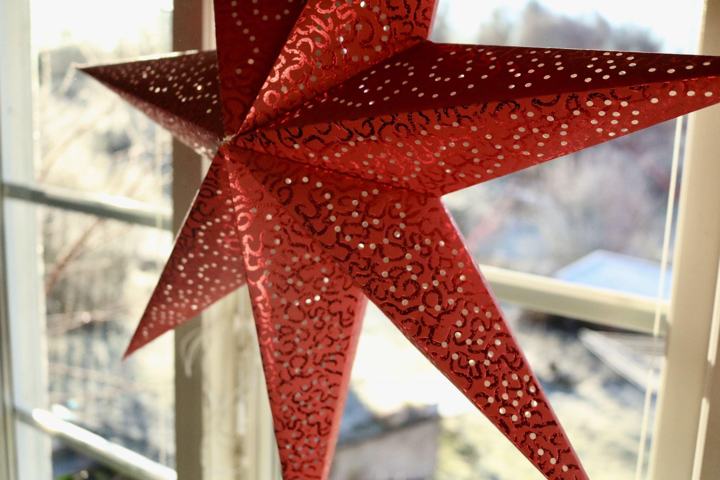 Smygstarta julen på Mandeltårtan