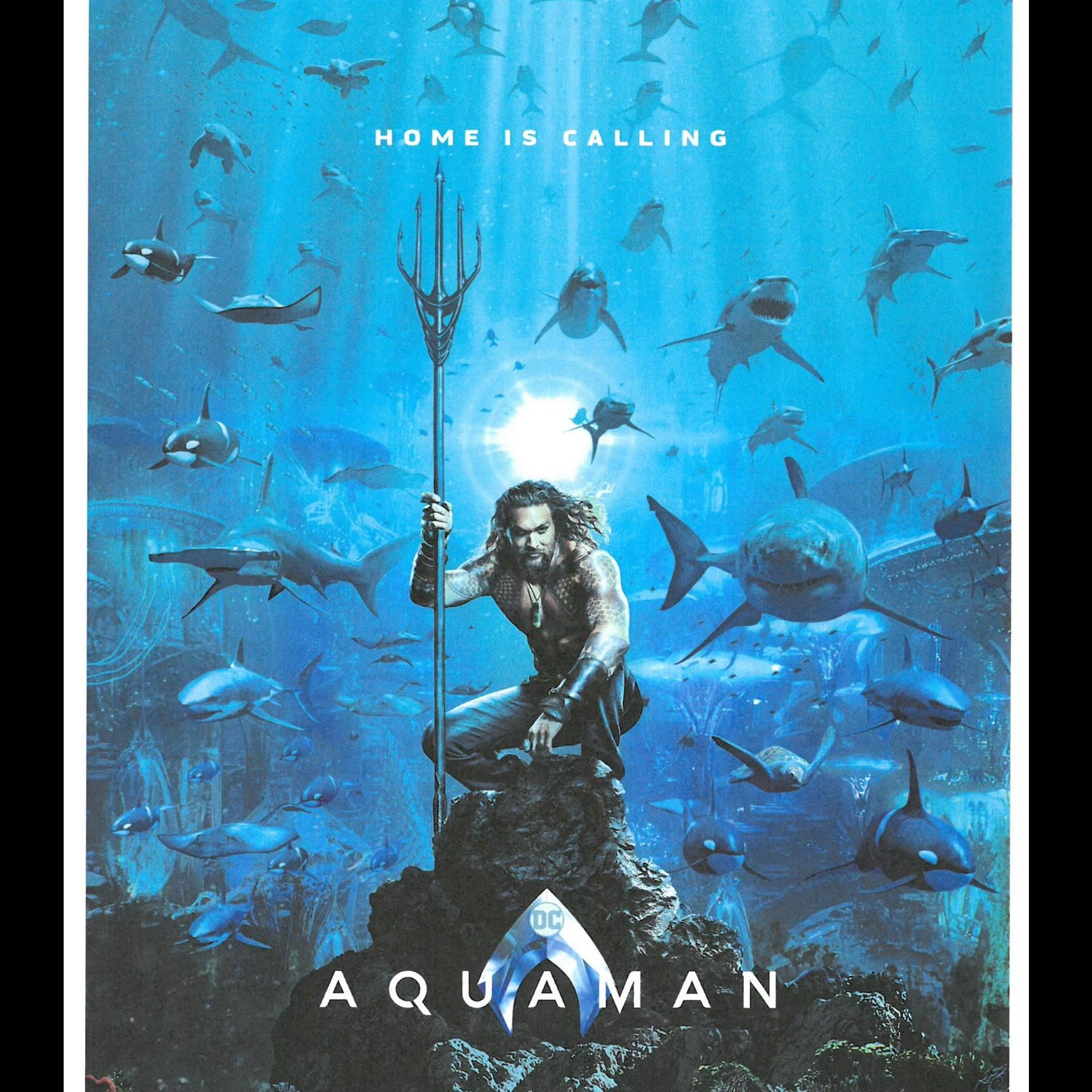 Bio - Aquaman