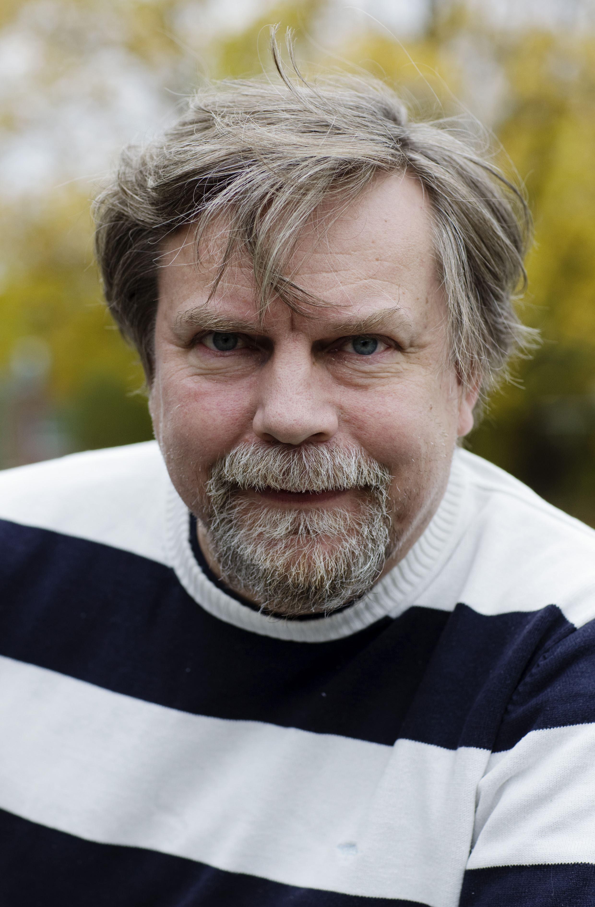 Föreläsning på Östra Tommarps Bygdegård - Thorbjörn Laike -  professor och ljusforskare i Lund