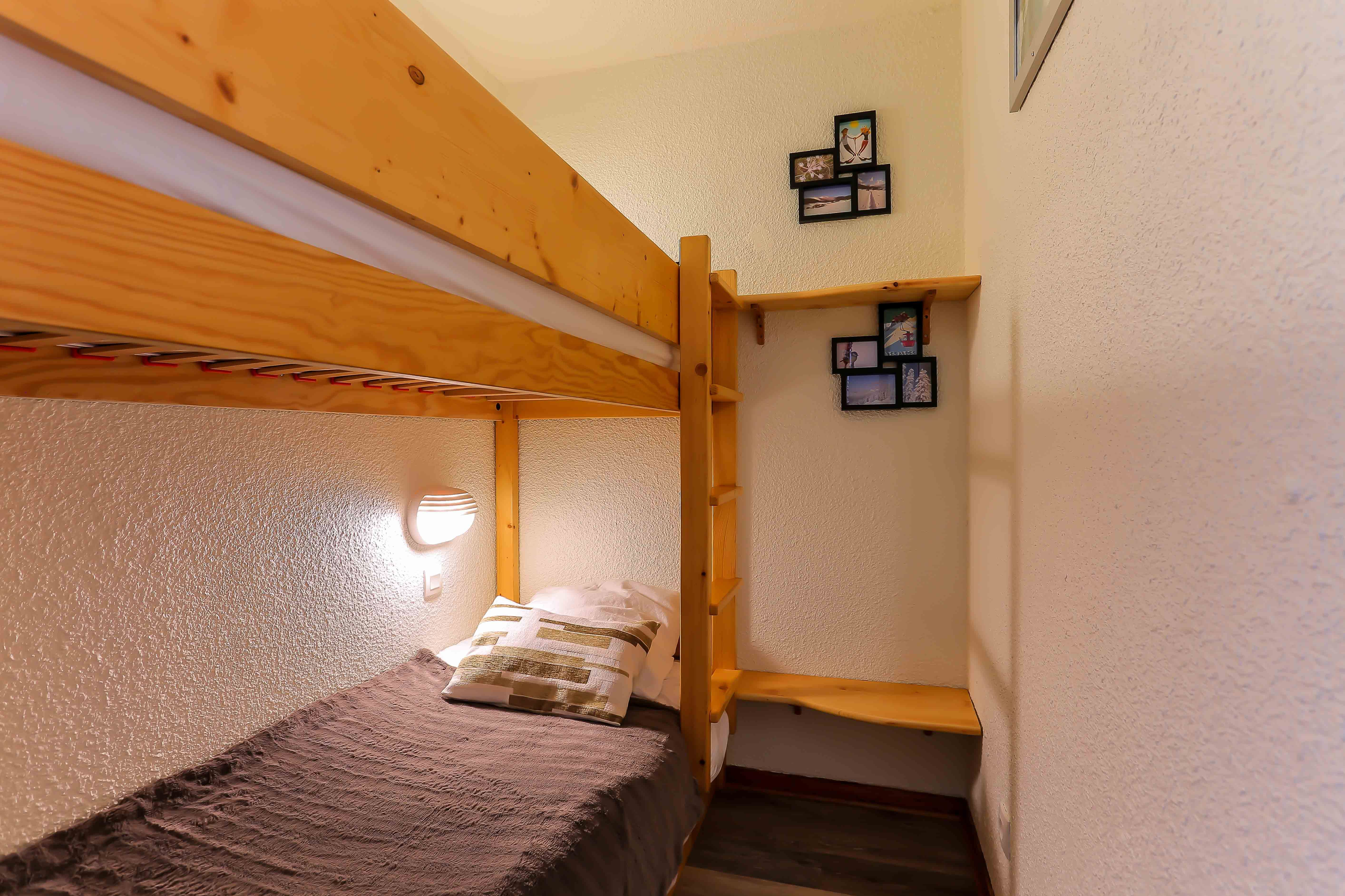 Cuzco J13 > Studio + Cabine - 4 Personnes - 2 Flocons Argent (Ma Clé IMMO)