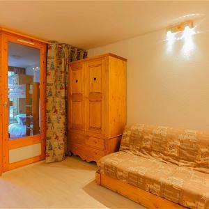 Eskival 111 > Appartement 2 Pièces + Cabine - 6 Personnes - 1 Flocon Bronze (Ma Clé IMMO)