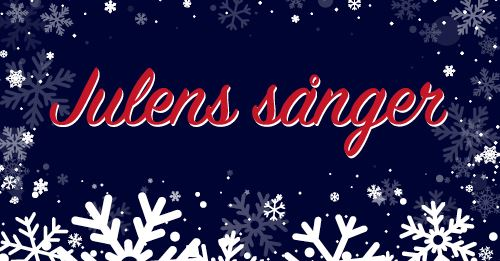 Julens sånger med Farin