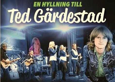 Hyllning till Ted Gärdestad