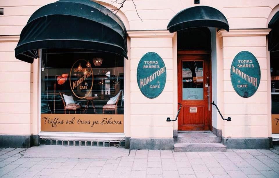 Skåres Konditori and Café