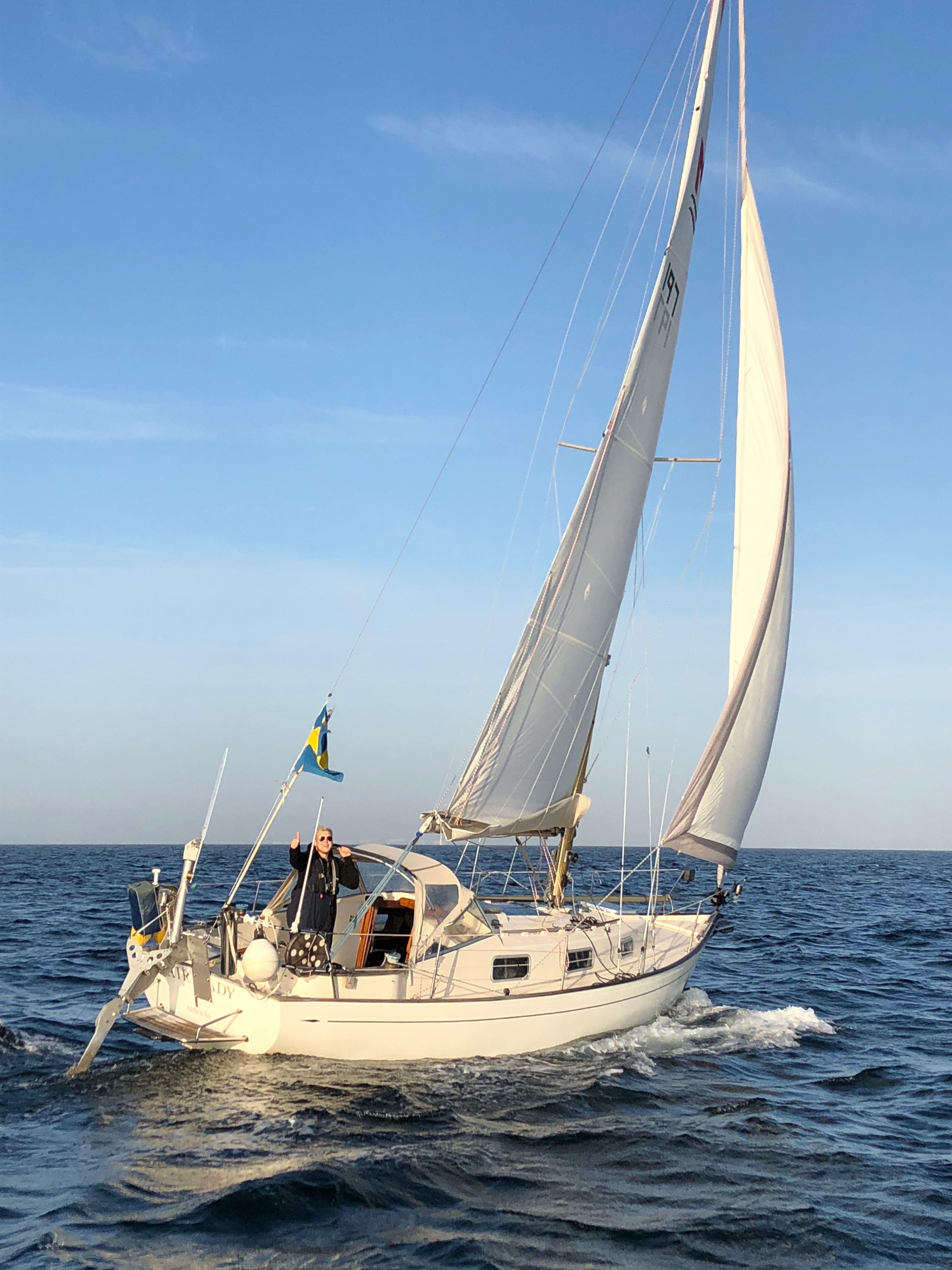 Föredrag -   En segling över Atlanten