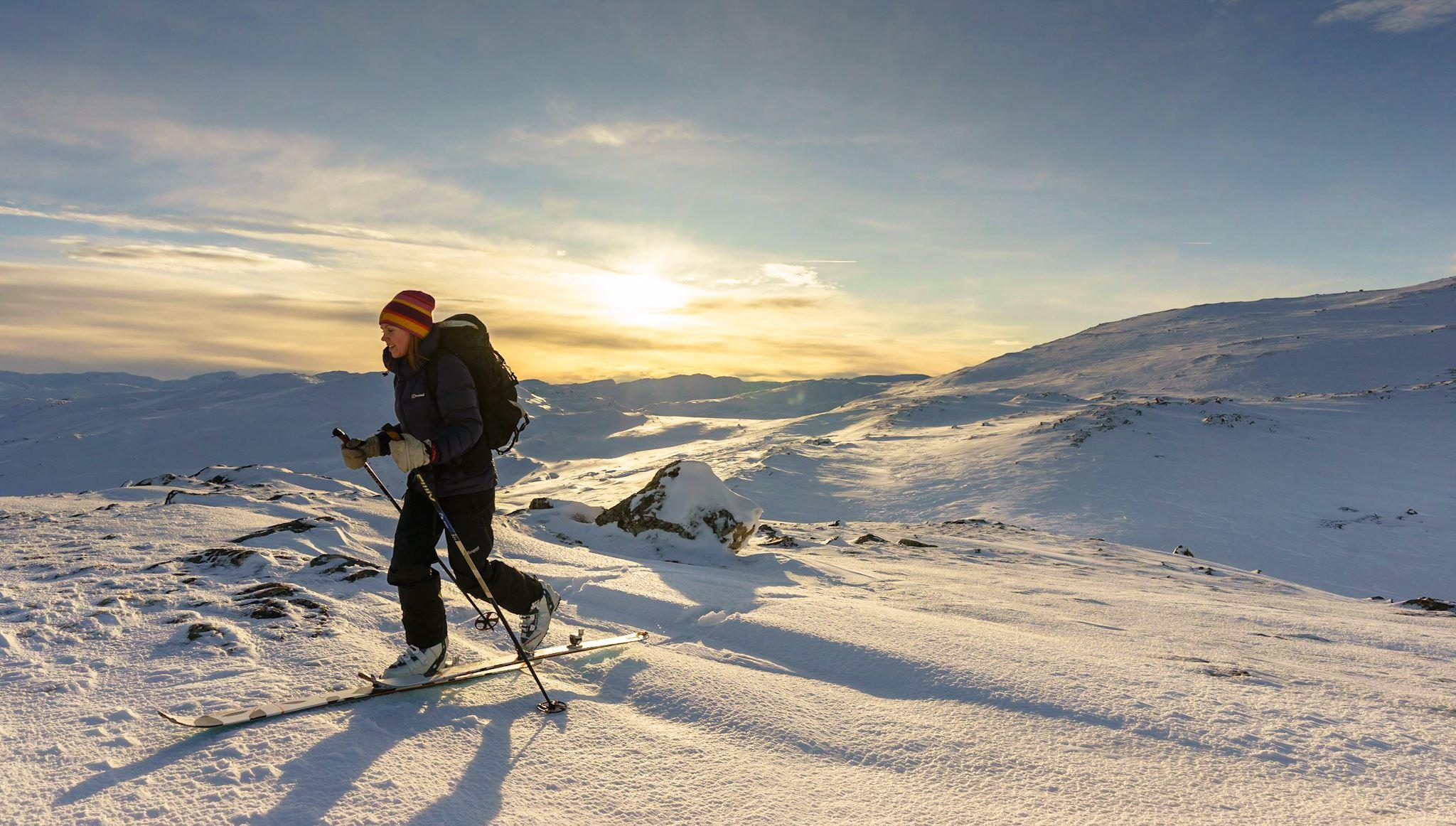 Alpin og toppturteknikk 2019