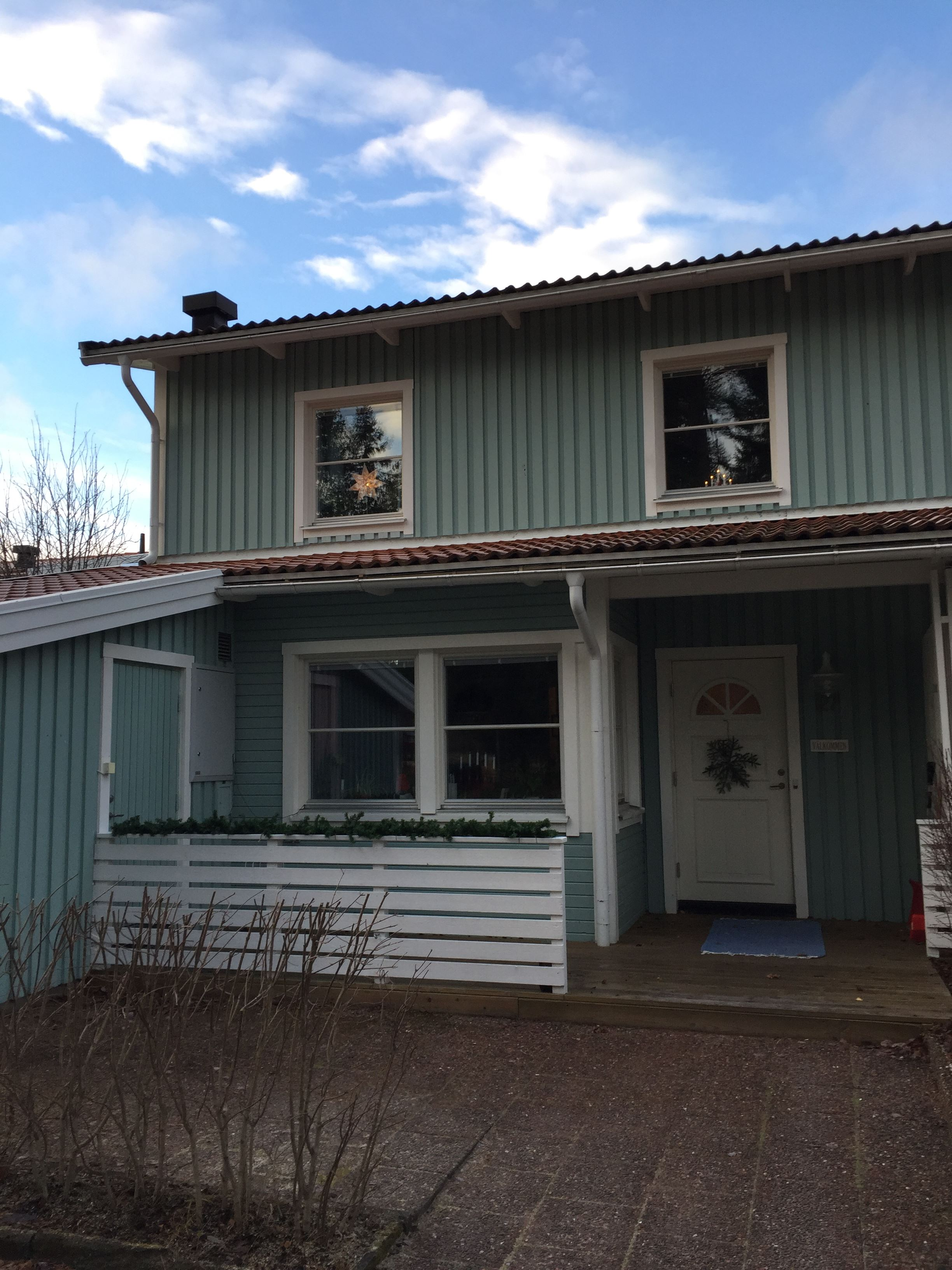 HR190 Radhus Torvalla