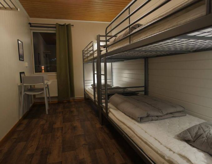 Hemavan, STF Hostel