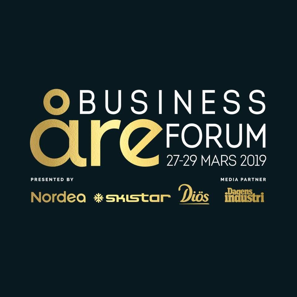 Åre Business Forum 2019