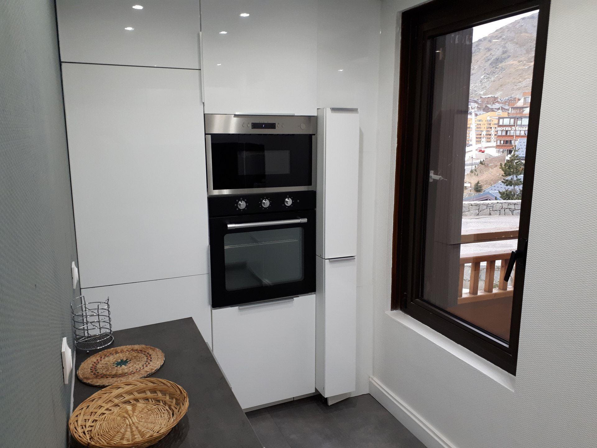 HAUTS DE CHAVIERE 4 / 4 ROOMS 8 PERSONS - 2 BRONZE SNOWFLAKES – VTI