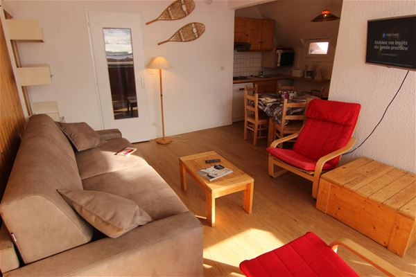 LAC DU LOU 412 / APARTMENT 3 ROOMS 6 PERSONS - 2 BRONZE SNOWFLAKES - VTI