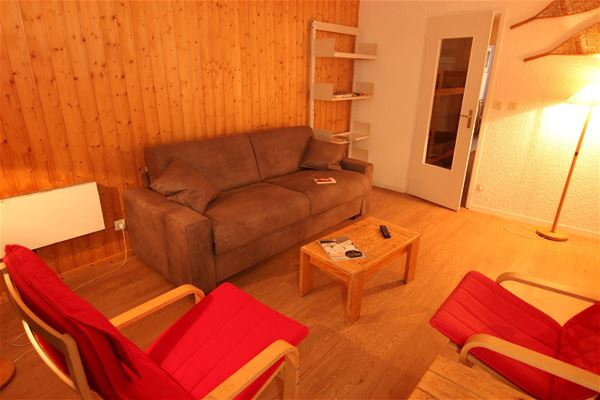 LAC DU LOU 412 / APPARTEMENT 3 PIECES 6 PERSONNES - 2 FLOCONS BRONZE - VTI