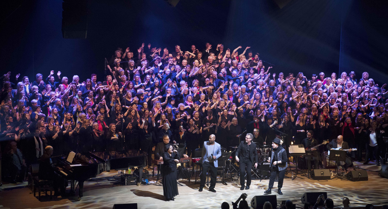 Musik: Växjö Gospelfest 2019