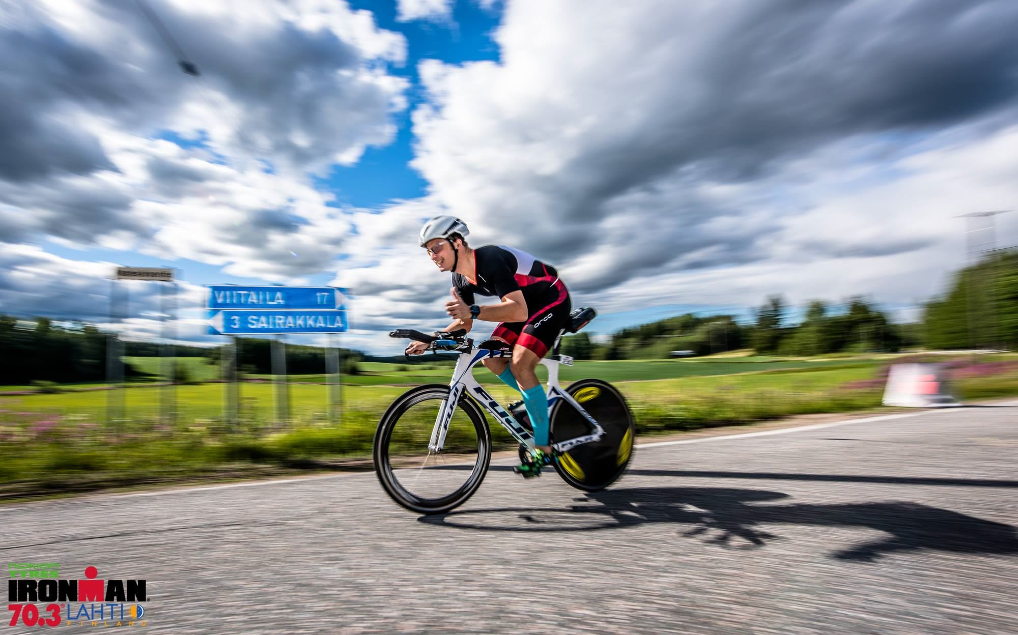 Special offer | Nokian Tyres IRONMAN 70.3 Finland