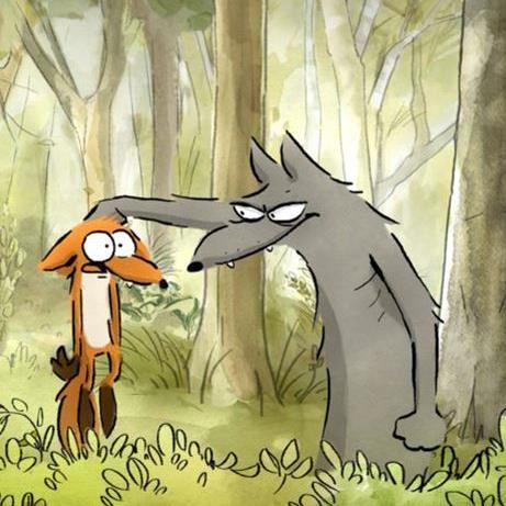 Film för de små: Stora stygga räven