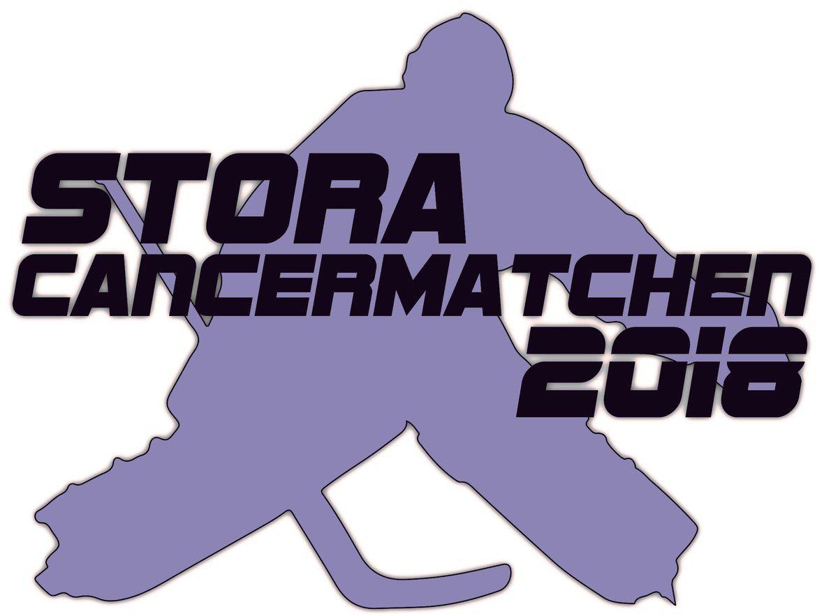 Stora cancermatchen 2018