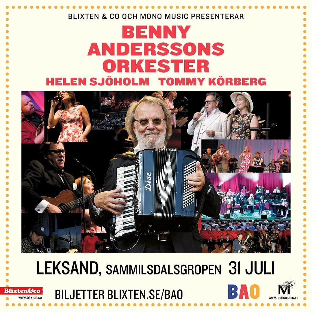 Blixten & Co, BAO med Helen Sjöholm och Tommy Körberg