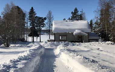 HV194 House in Lugnvik