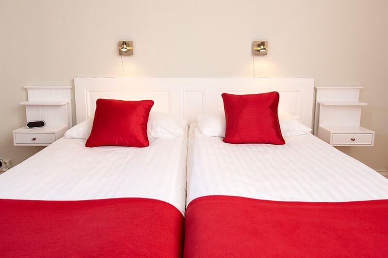 Foto: Hotell Emma,  © Copy: Hotell Emma, Rum med sängar