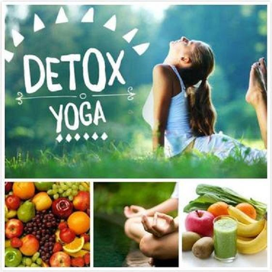 Retreat: after-Christmas DETOX