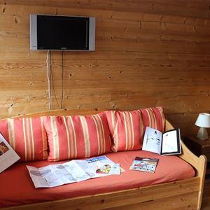 REINE BLANCHE 80 / STUDIO CABIN 4 PERSONS - 2 SILVER SNOWFLAKES - VTI