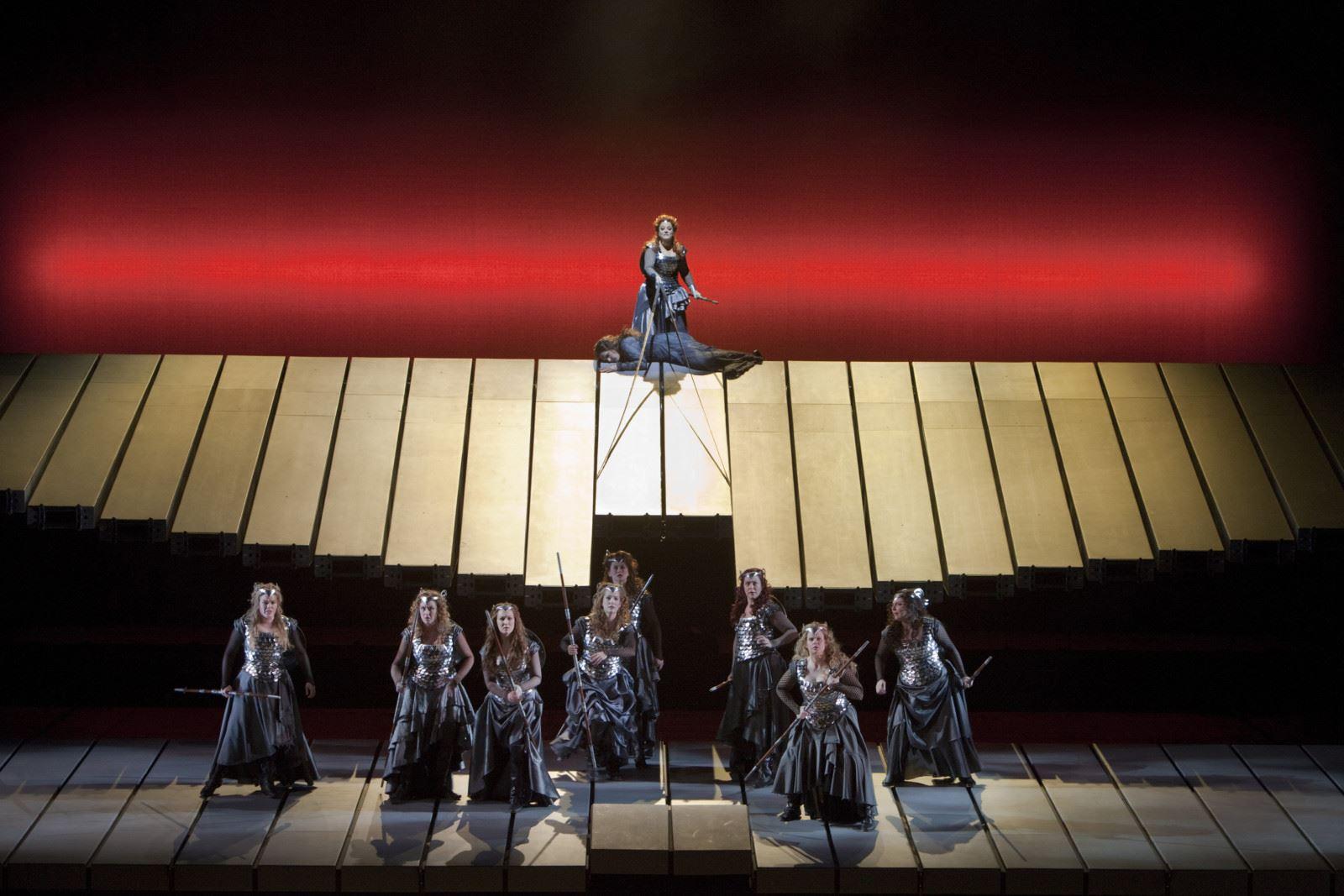 """Opera, Live på Bio: """"Valkyrian"""""""