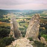 Randonnée et pique-nique au château avec Montpellier Wine Tours