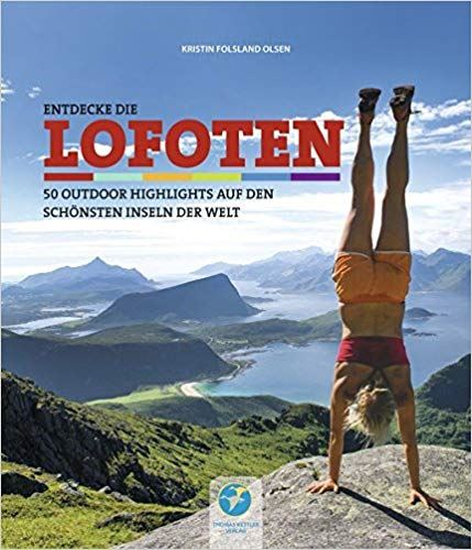 Explore Lofoten -German edition