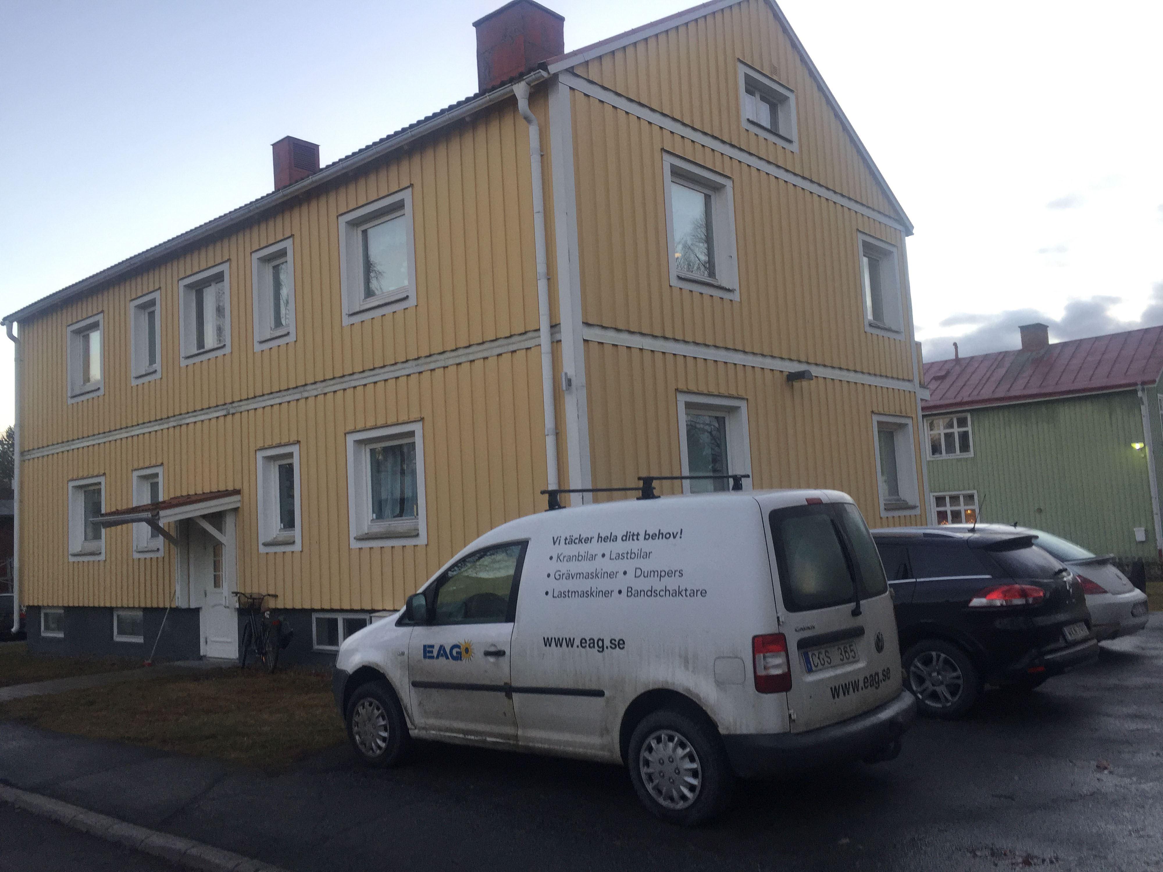 HL209 Lägenhet i Östersund