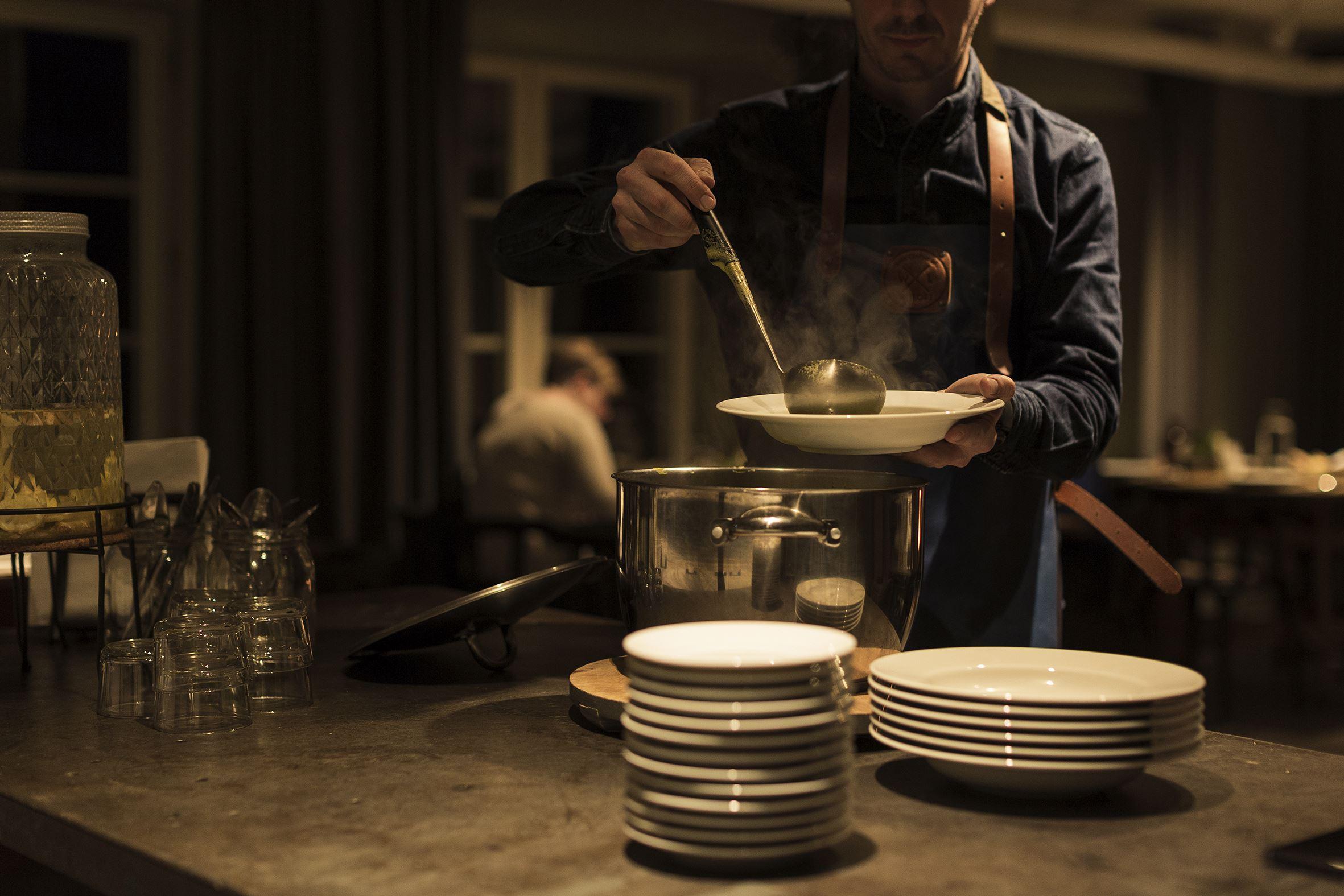 Sam Lormans,  © stillebensweden, Restaurang