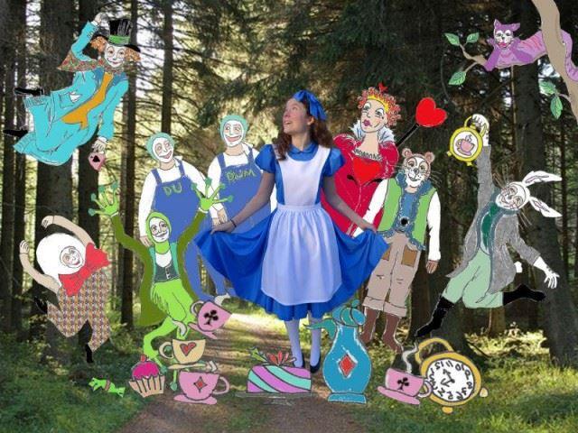 Teater: Alice i underlandet