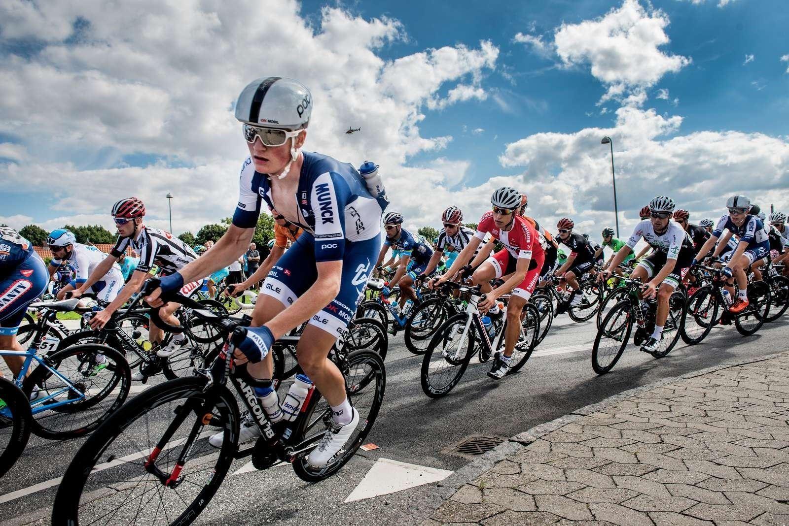 Danmarksmesterskab - Cykelløb for unge