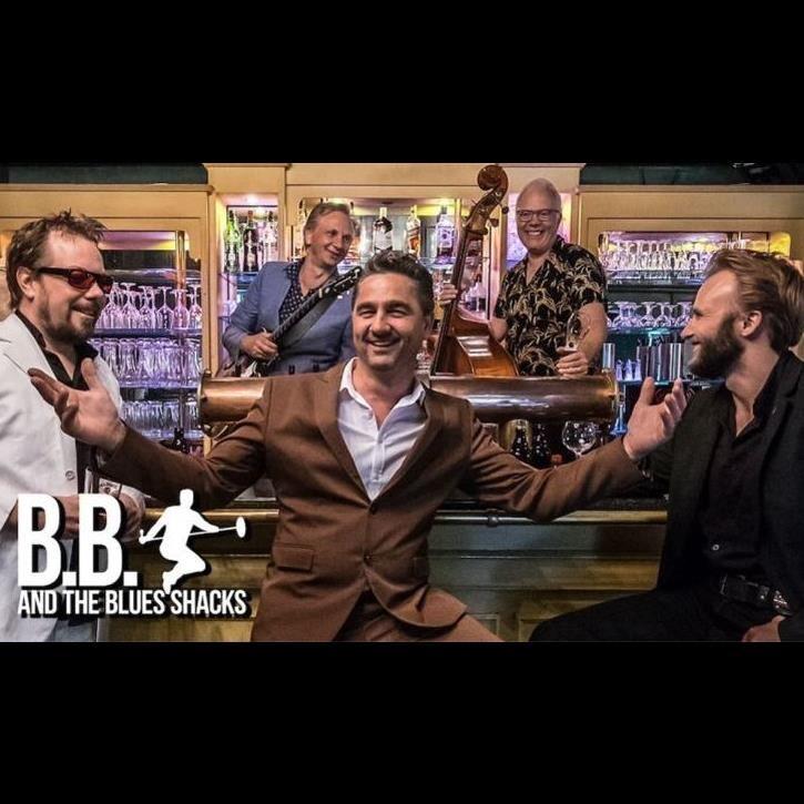 Torsdagsblues - B.B & The Blues Shacks