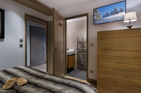 4 rooms 6 people / Aspen A11 (Mountain of Dream) / Tranquillity Booking