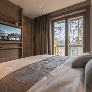 6 rooms 12 people / CHALET BELLE BRISE (mountain of exception) / Tranquillity Booking